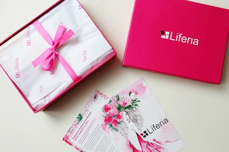 Tajemnice kobiecej atraktyjności, Beauty Box, pudełko piękności Liferia