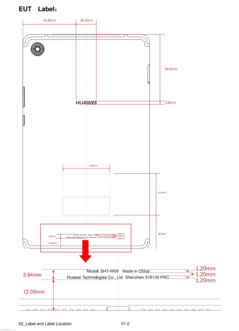 Huawei MediaPad M5 with 4,980mAh spotted at FCC