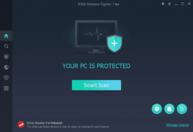 IObit Malware Fighter Crack Download