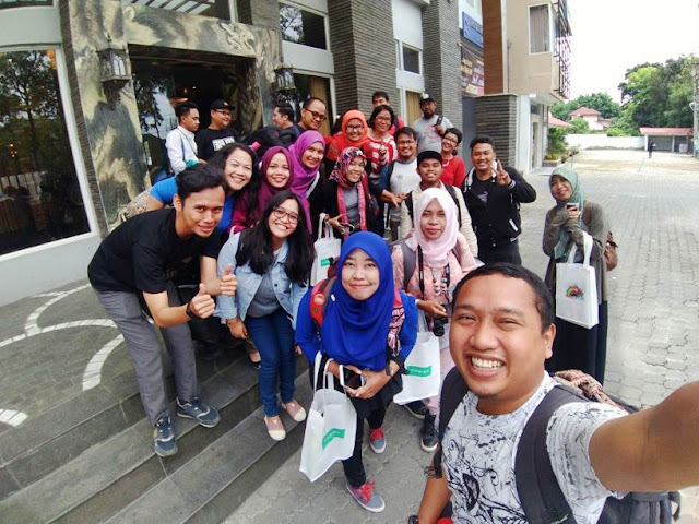 Selfie Tour 2017 Bersama OPPO di Danau Toba