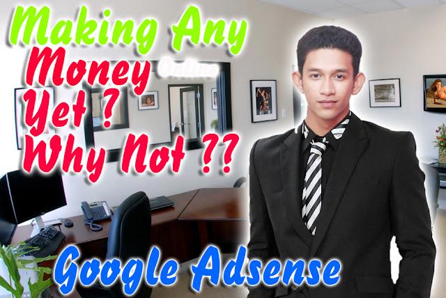 Rahasia Cepat Diterima Google Adsense