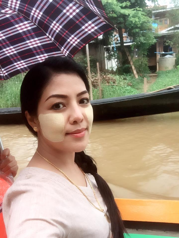 Khin Zar Chi Kyaw In Inn Lay Start Shooting For New Movie