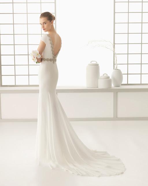 guía tipos de telas de vestidos de novia (i) - blog mi boda