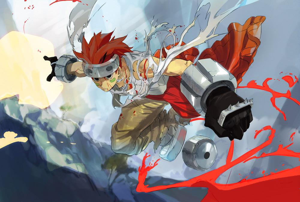 Hoshin Engi 'Soul Hunter'  Manga Gets  Remake Anime Series.