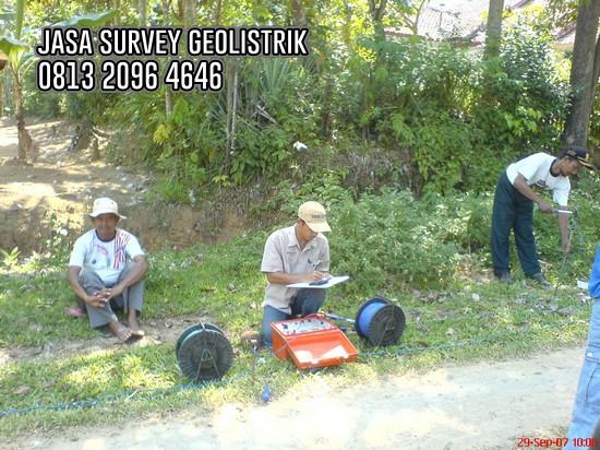 Jasa Geolistrik di Semarang