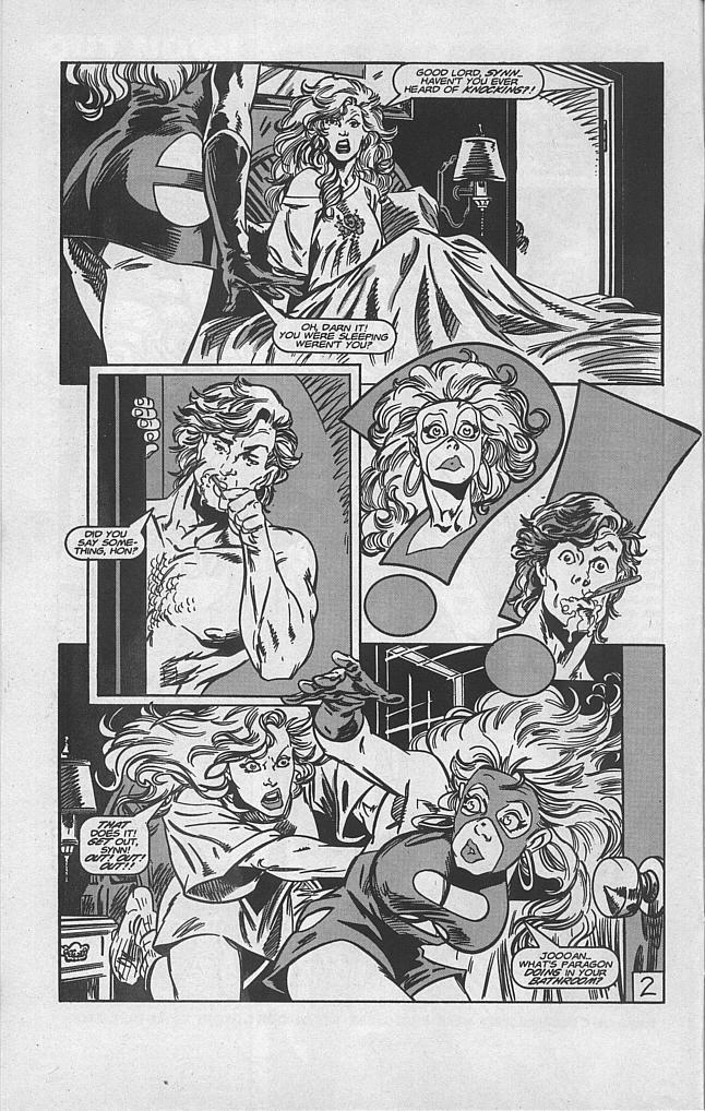 Femforce Issue #94 #94 - English 4