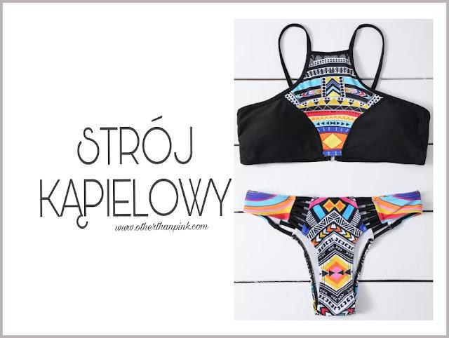 African print swimsuit czyli ostatni dzwonek na strój kąpielowy