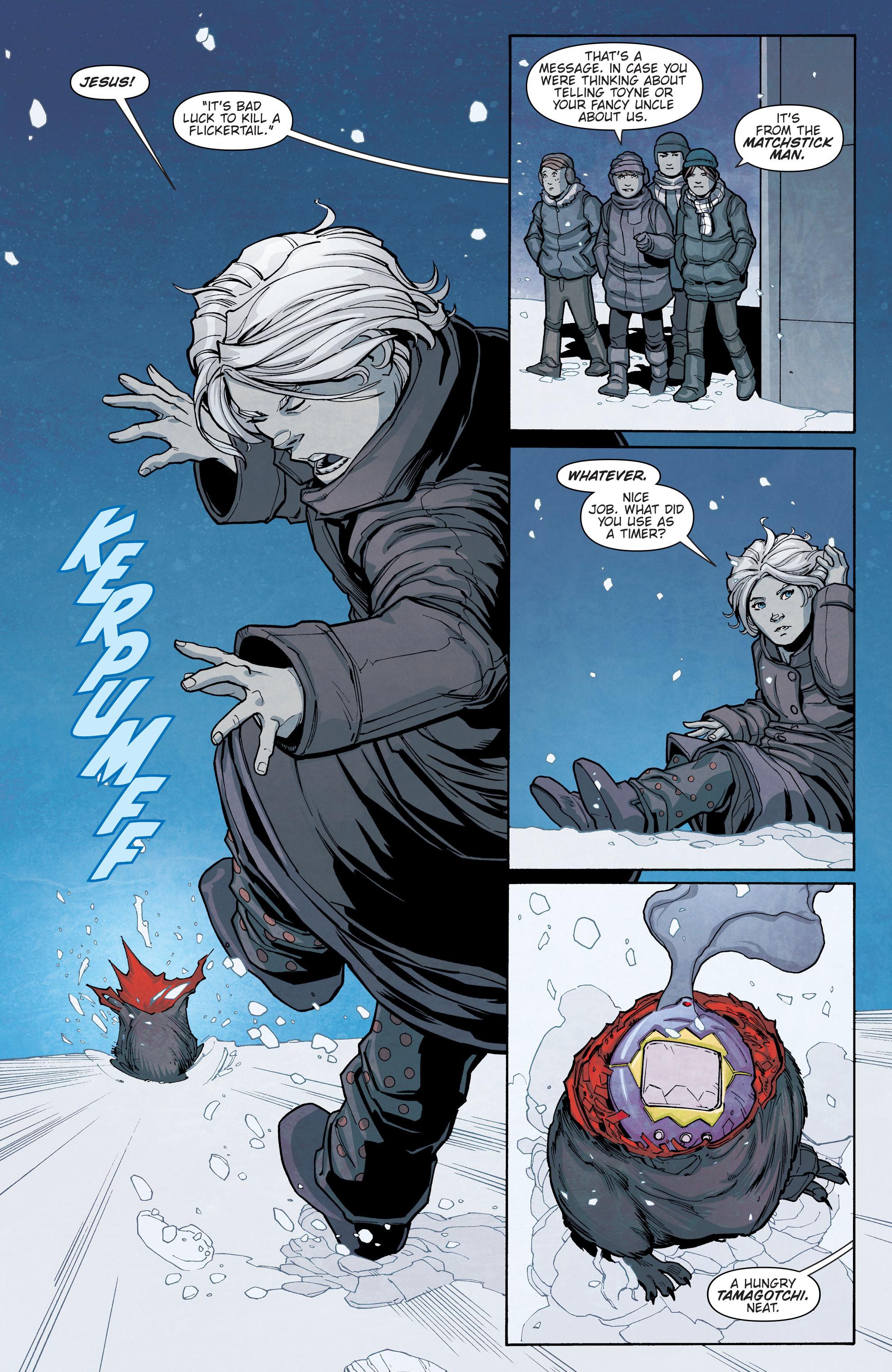 Read online Slash & Burn comic -  Issue #2 - 18