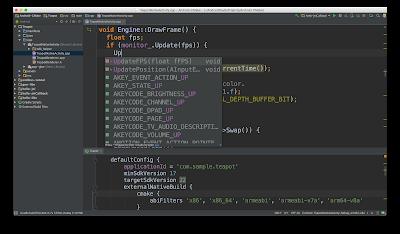 Dukungan C++