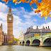 Foto herfst in Londen met Big Ben