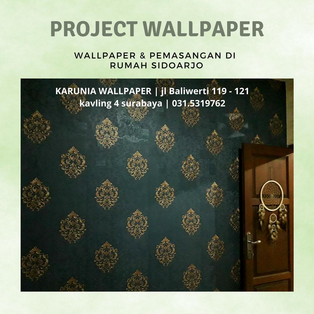 wallpaper dinding rumah klasik