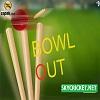 Bowl Out Cricket Game