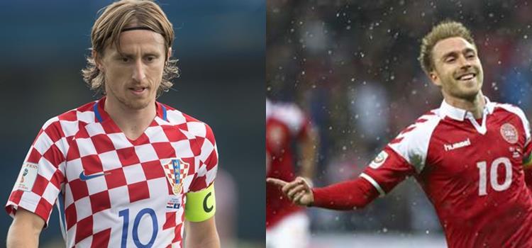 Prediksi Kroasia vs Denmark - 16 Besar Piala Dunia 2018