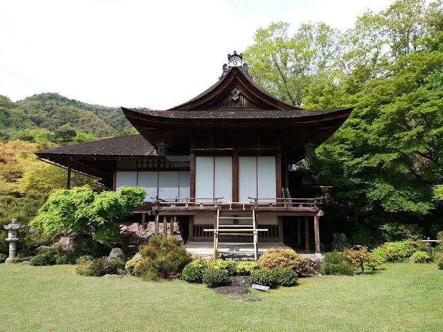Ōkōchi Sansō foresta di bambù di Arashiyama kyoto