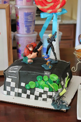 B. Inspired!: Wreck It Ralph Birthday Party