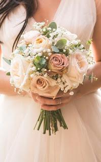 artikel toko bunga lamongan buket wedding