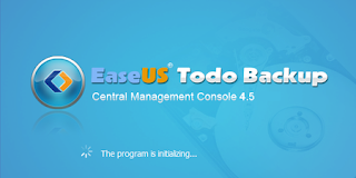 EaseUS Todo Backup Central Management Console Portable