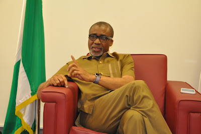 Biafra - Nnamdi Kanu - Senator Enyinnaya Abaribe