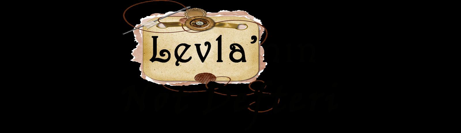 Levla'nın Not Defteri Logo