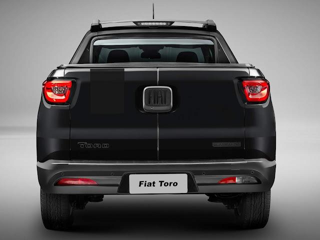 Fiat Toro 2.4 Flex Automática
