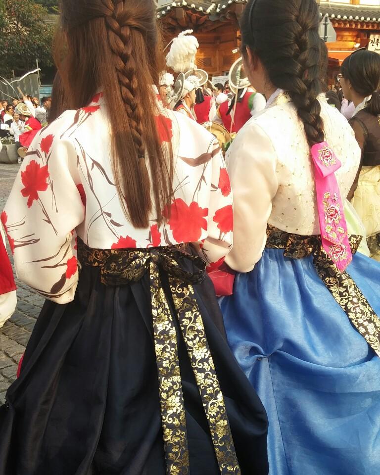 Hanbok The Traditional Korean Clothes Korea Travel Information