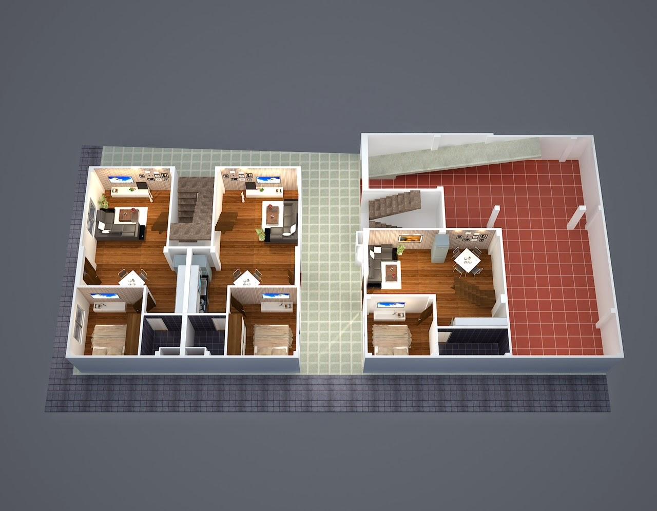 Chung cư giá rẻ Nhật Tảo 6 Từ Liêm từ hơn 400 triệu- Có sổ hồng từng căn