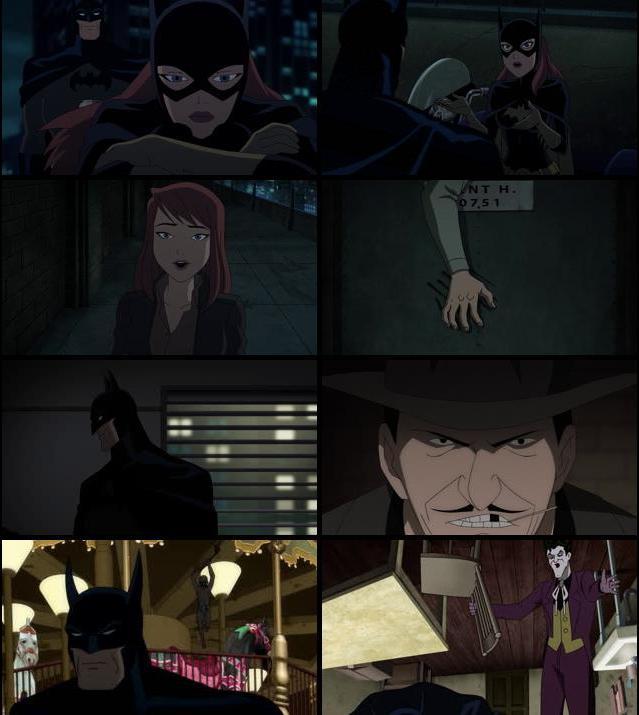 Batman The Killing Joke 2016 English 720p BRRip