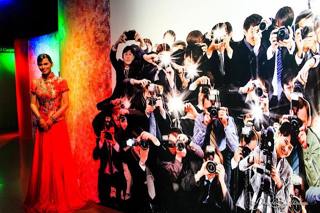 Red Carpet Wax Museum India Mumbai Lifestyle Blogger Travel Photography Brangelina Mother Teresa Pope Michael Jackson Obama