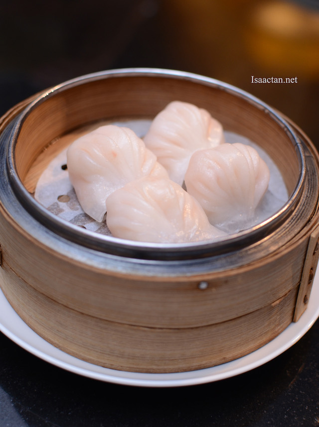 Steamed Prawn Dumpling