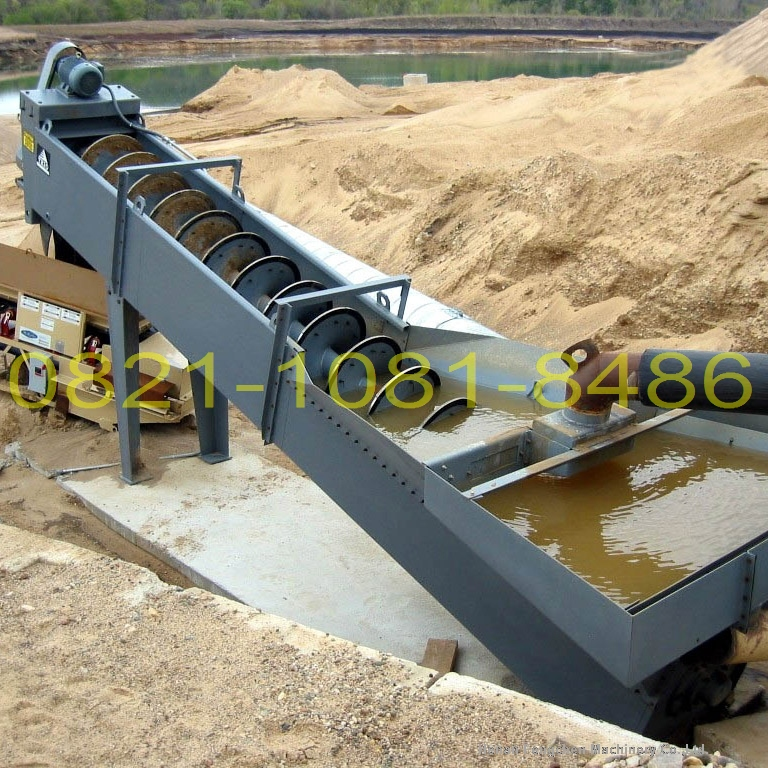 jual sand washing plant 50 70 ton per hour screw type. Black Bedroom Furniture Sets. Home Design Ideas