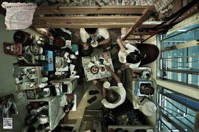 potret kehidupan miskin warga hongkong