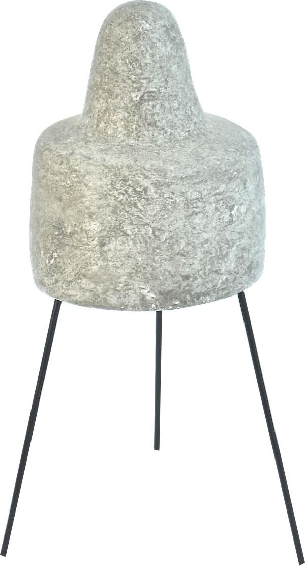 papier mach by nonage lampe de chevet en papier m ch design. Black Bedroom Furniture Sets. Home Design Ideas