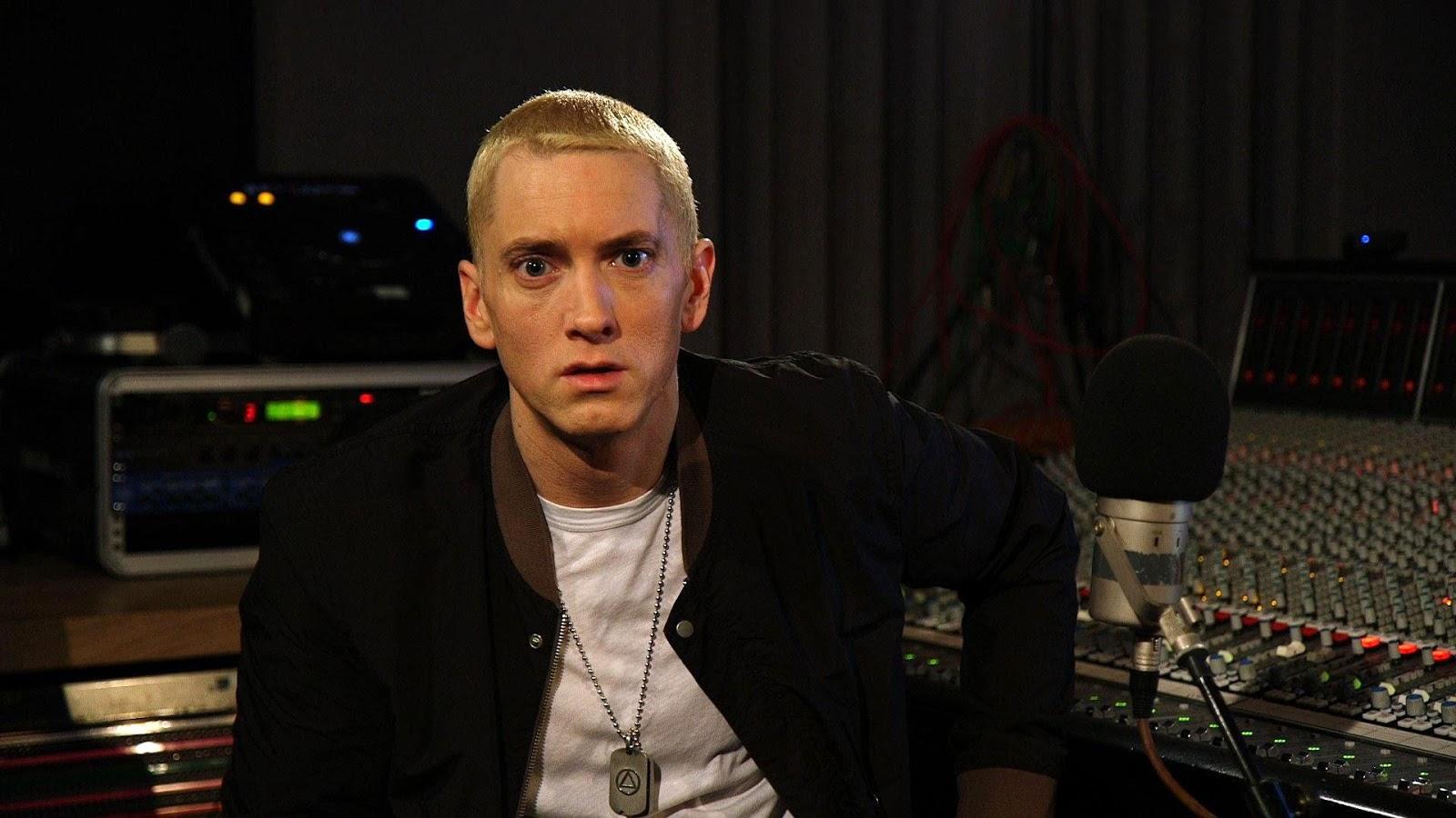River (Feat. Ed Sheeran) Lyrics – Eminem