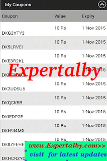 freecharge Freefund Coupons [Proof Added]