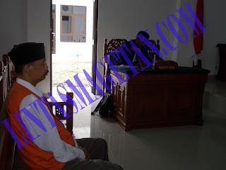 Sidang lanjutan Calo CPNS, JPU Batal Hadirkan Saksi Fakta