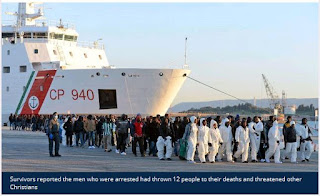Flüchtlingsrettung vor Libyen