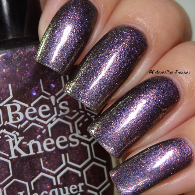 Bee's Knees Lacquer - Tough, Young & Morally Flexible