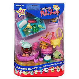Littlest Pet Shop 3-pack Scenery Iguana (#97) Pet