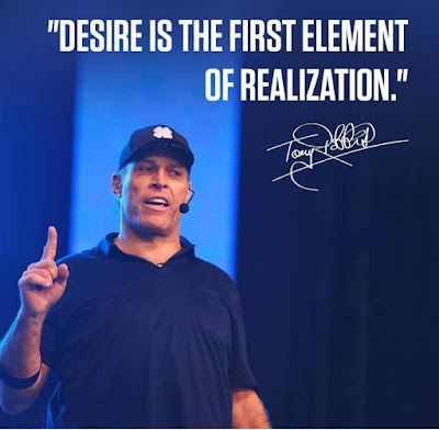 Tony Robbins (Motivational Speaker of)