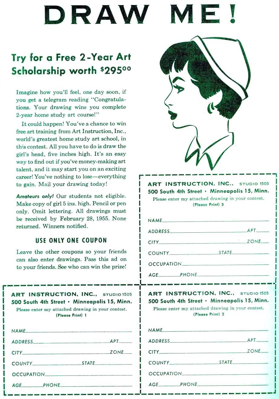 Strange Adventures (1950) issue 54 - Page 2