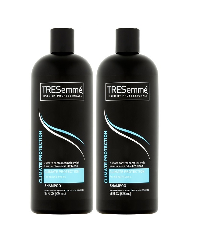 Pack of 2 Tresemme Climate Protection Shampoo 828 ml