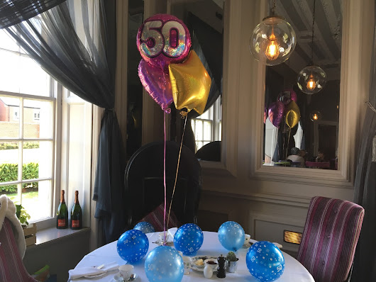Birthday celebrations at The Brierley, Acklam Hall - Middlesbrough