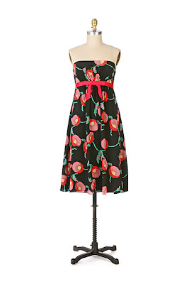 Anthropologie Papaver Dress by Anna Sui