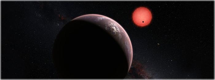 três planetas do tamanho da Terra são descobertos
