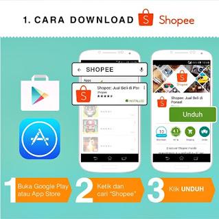 Panduan Lengkap Mendaftar Jualan Di Shopee Gratis dengan Handphone
