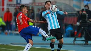 Chile vs Argentina en Eliminatorias Sudamericanas hacia el Mundial Rusia 2018