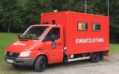 Führungskraftwagen-Thüringen