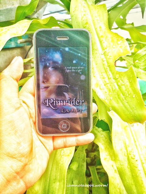 Rimrider by L.A. Kelly Book Review