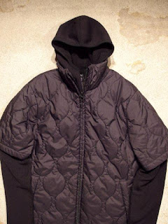 "Westcomb ""OZONE HOODY in Black Polartec-Power Stretch Pro"" Fall/Winter 2015 SUNRISE MARKET"