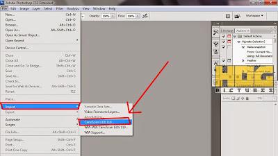 Cara Scan Foto di Photoshop dengan Cepat dan Mudah - Hog Pictures